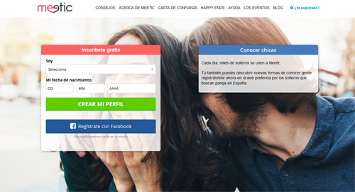 Encontrar Pareja Gratis Online Meetic