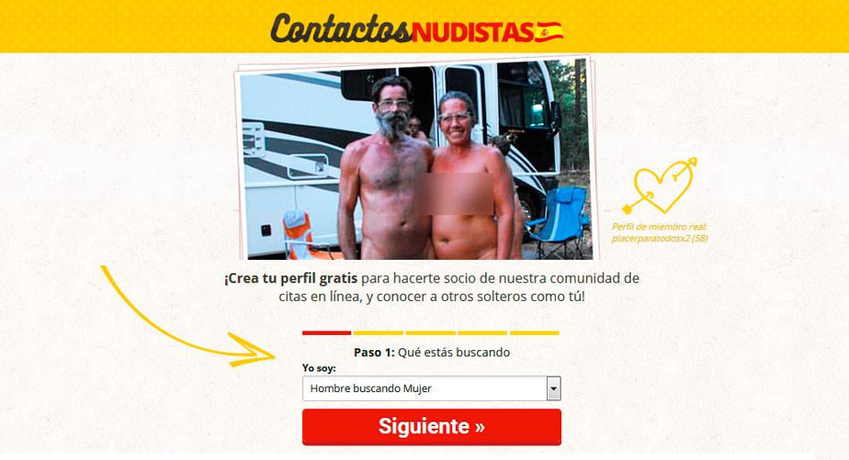 contactos nudistas