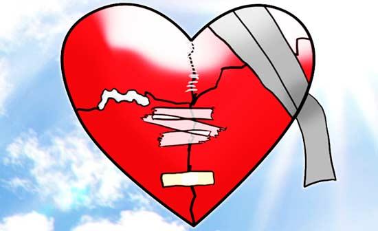 como curar un corazon roto