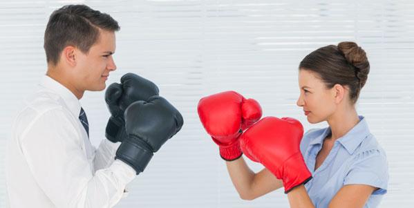evitar discusiones de pareja